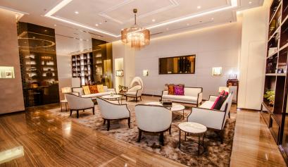 Meet LaCelulla Lab and It's Luxurious Design