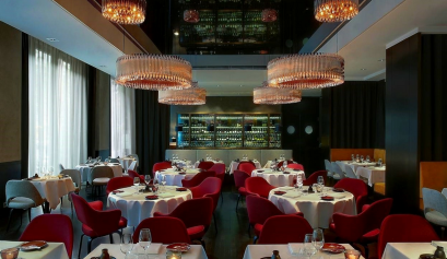 Get To Know The Best Restaurants With Mid-Century Modern Lighting Design
