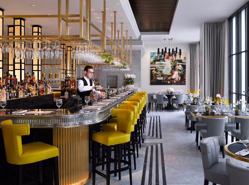 Get To Know The Best Restaurants With Mid-Century Modern Lighting Design mid-century modern lighting design Meet The Best Restaurants With Mid-Century Modern Lighting Design Get To Know The Best Restaurants With Mid Century Modern Lighting Design 8