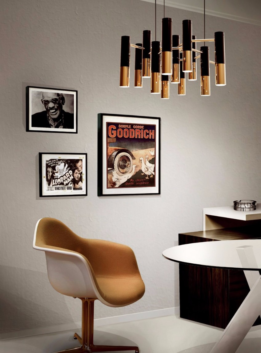 Get To Know This Mid-Century Modern Chandelier! | Lighting Stores