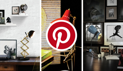 What's HOT On Pinterest TOP 5 Vintage Table Lamps!