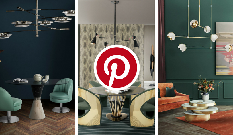What's Hot on Pinterest: 5 Mid-Century Lighting Ideas