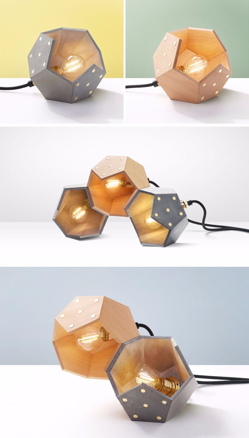 Lighting Design Meet These Wood Magnetic Lamps by Plato Design lighting design Lighting Design: Meet These Wood Magnetic Lamps by Plato Design Lighting Design Meet These Wood Magnetic Lamps by Plato Design 1