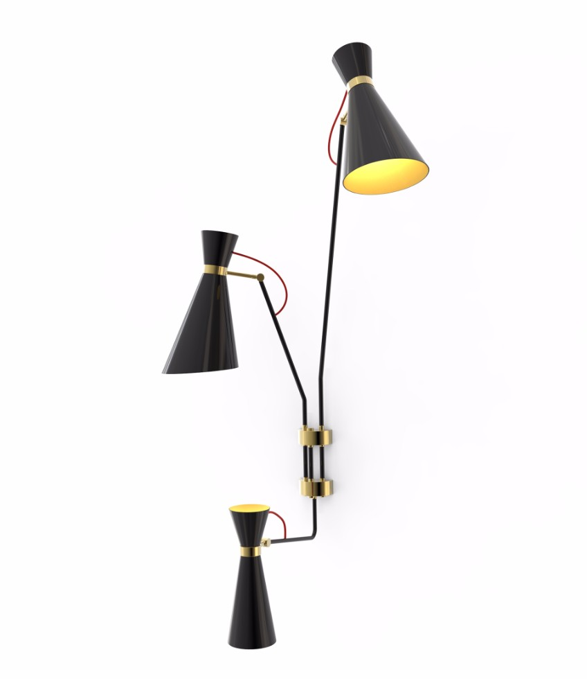 Mid Century Reading Lamp: Mid-Century Modern Wall Lamps To Die For