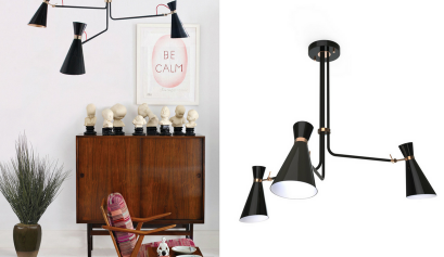 This Mid-Century Modern Lamp Make Every Space More Special