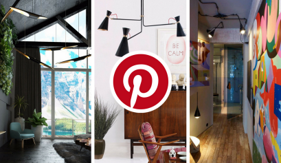 What's HOT On Pinterest The Best Lighting Design Ideas!