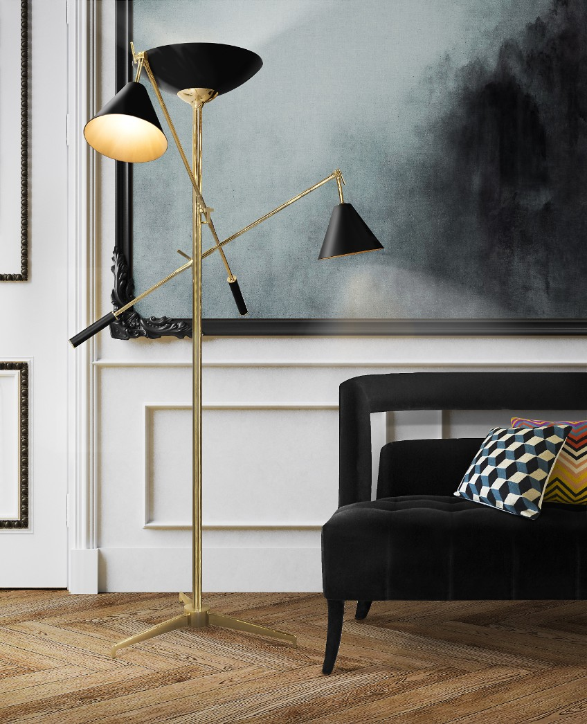 5 Modern Floor Lamps That You'll Love For Your Home Decor (2) modern floor lamps 5 Modern Floor Lamps That You'll Love For Your Home Decor 5 Modern Floor Lamps That Youll Love For Your Home Decor 2