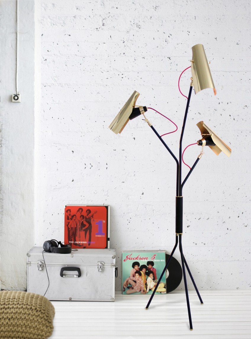 5 Modern Floor Lamps That Youu0027ll Love For Your Home Decor (6)