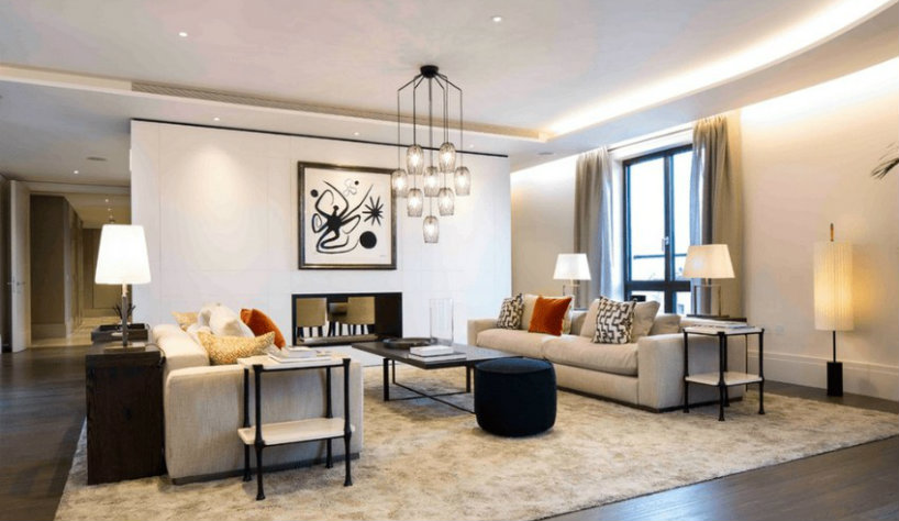 Great Lighting Designs Ideas To Decorate Your Living Room