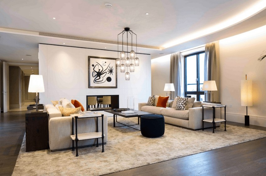 Great Lighting Designs Ideas To Decorate Your Living Room ...