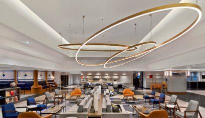 Le Méridien Etoile: Mid-century modern hotel