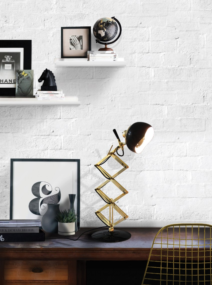 You Can't Miss This Mid-Century Modern Table Lamp mid-century modern table lamp You Can't Miss This Mid-Century Modern Table Lamp billy table ambience 03 HR