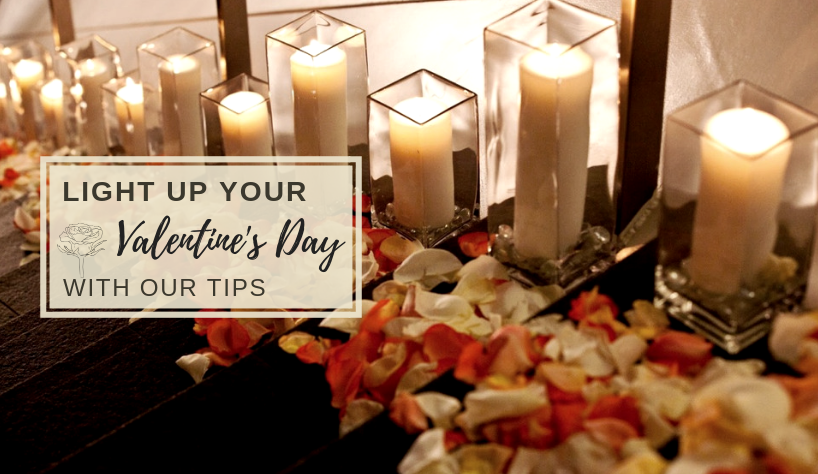 How To Light Up Your Valentine's Day With Our Precious Lighting Tips