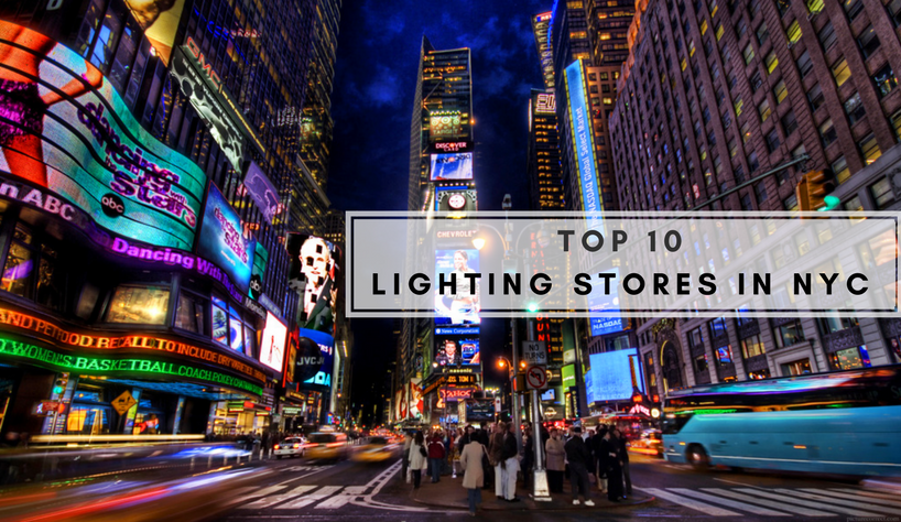 lighting stores Top 10 Lighting Stores In New York capa LS 1