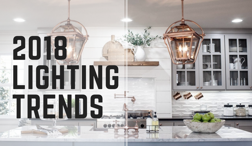 lighting trends Lighting Trends That Will Rock In 2018 capa