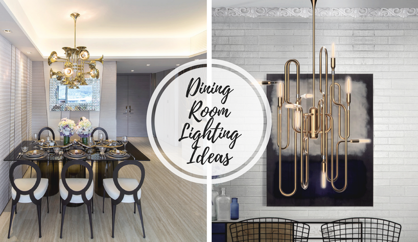 dining room lighting We Present You Our Favorite Dining Room Lighting Ideas CAPA 1
