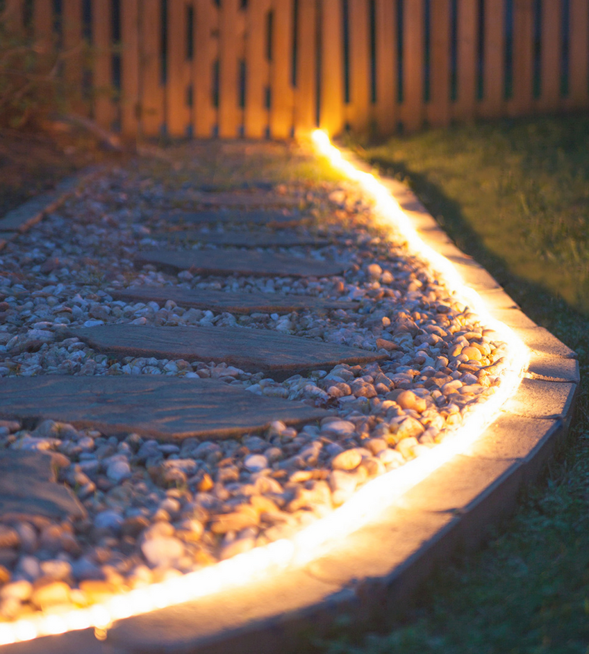 "Landscape Lighting Trends That Will Be In And ""Out"" for 2018 (5) Landscape Lighting Landscape Lighting Trends That Will Be ""In"" And ""Out"" for 2018 Landscape Lighting Trends That Will Be In And    Out    for 2018 5"