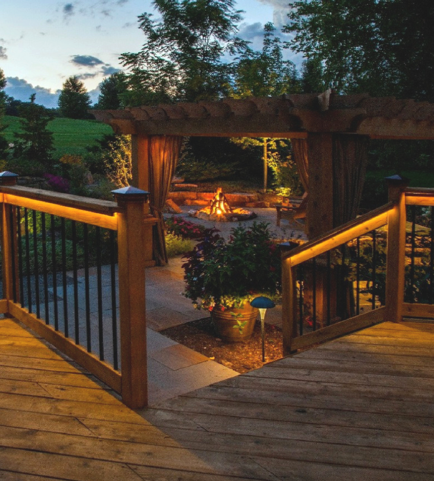 Landscape Lighting Trends That Will Be In And Out For 2018 6