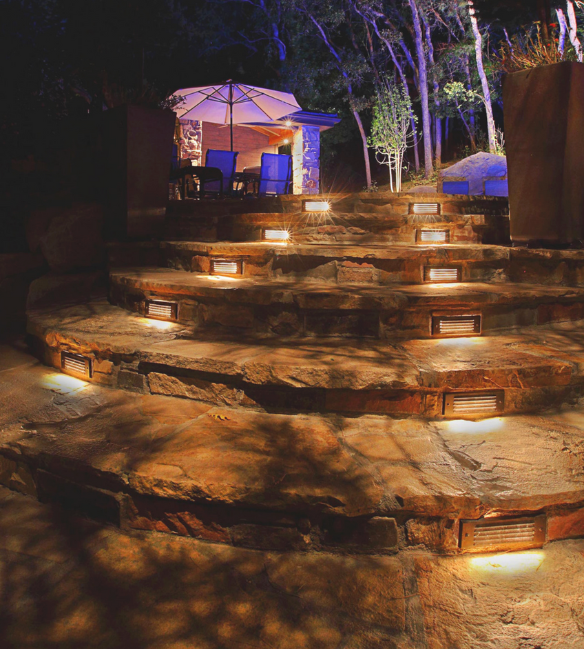 "Landscape Lighting Trends That Will Be In And ""Out"" for 2018 (7) Landscape Lighting Landscape Lighting Trends That Will Be ""In"" And ""Out"" for 2018 Landscape Lighting Trends That Will Be In And    Out    for 2018 7"