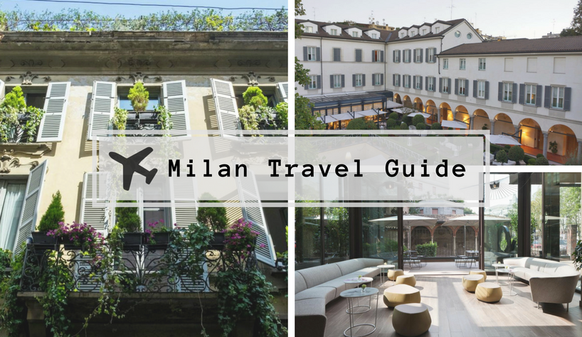 Milan City Guide Milan City Guide: Where To Sleep? capa 11