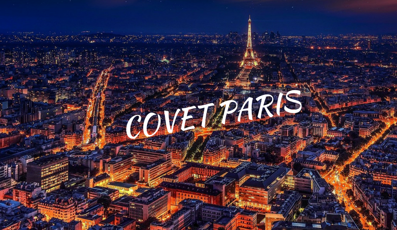 Covet Paris And Its Magical Excellence In Design World