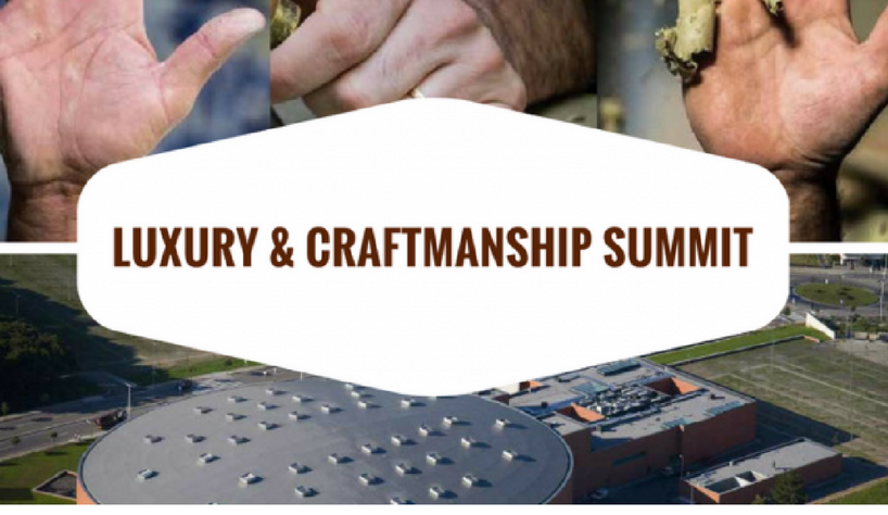 The Luxury Design And Craftsmanship Summit 2018 You Can't Miss