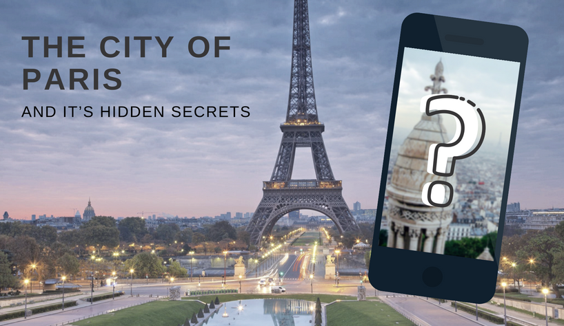 city of paris Get To Know The City Of Paris And It's Hidden Secrets capa 22