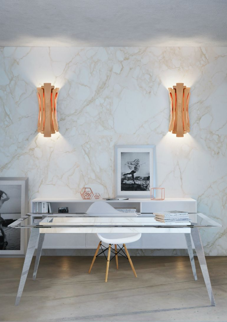 These Wall Lamps Are Going To Make A Statement At 100% Design London 6 100% Design These Wall Lamps Are Going To Make A Statement At 100% Design London These Wall Lamps Are Going To Make A Statement At 100 Design London 6