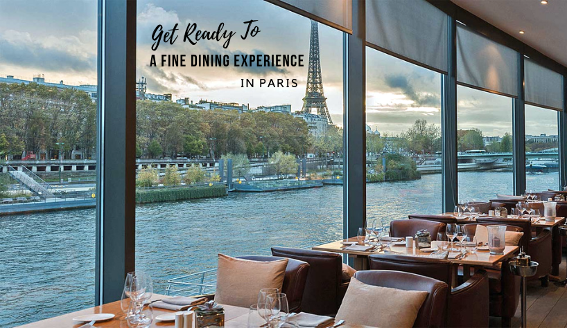 Fine Dining Experience In Paris Get Ready To A Fine Dining Experience In Paris capa 1