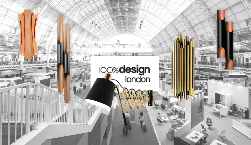 100% Design These Wall Lamps Are Going To Make A Statement At 100% Design London capa 3