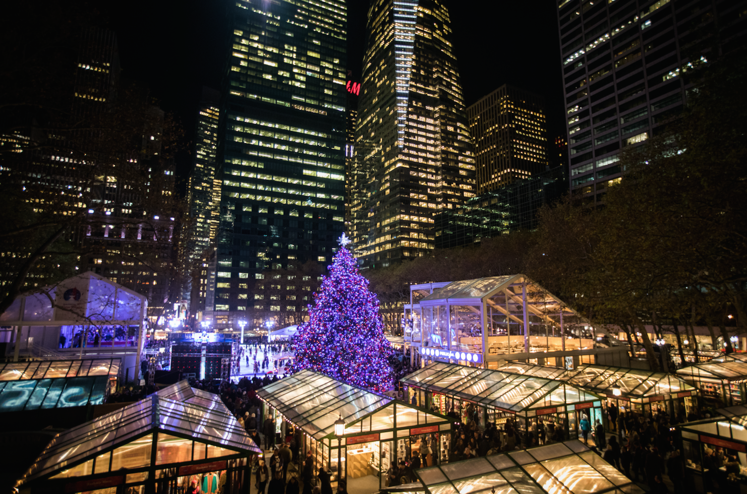 New York During Christmas Time.61 Days To Christmas Top 10 Places To Visit In New York City