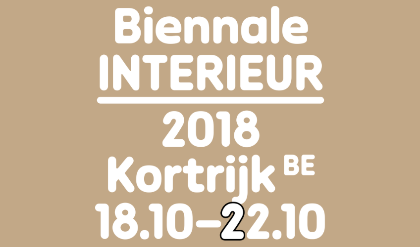 Belgium Festival Guide All About Biennale Interieur 2 Biennale Interieur Belgium Festival Guide: All About Biennale Interieur Belgium Festival Guide All About Biennale Interieur 2