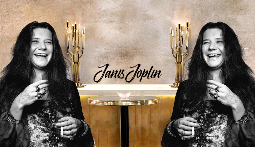 home decor Let Janis Joplin Invade Your Home Decor With Its Uniqueness capa 5