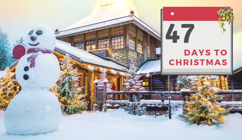 days to christmas 47 Days To Christmas: These Are The Best Spots To Visit In Lapland 🎅 capa 3
