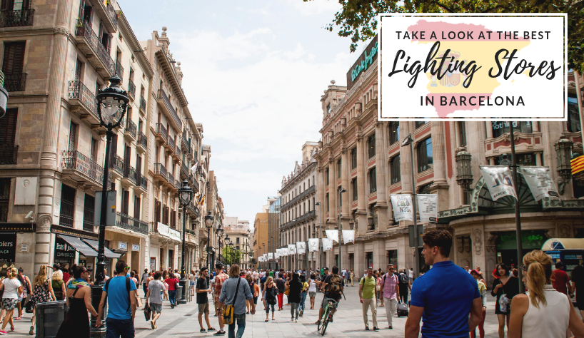 Lighting Stores In Barcelona Where Can You Find The Best Lighting Stores In Barcelona? Here! capa 4