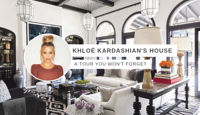 khloé kardashian's house Inside Khloé Kardashian's House: A Tour You Won't Forget capa 8