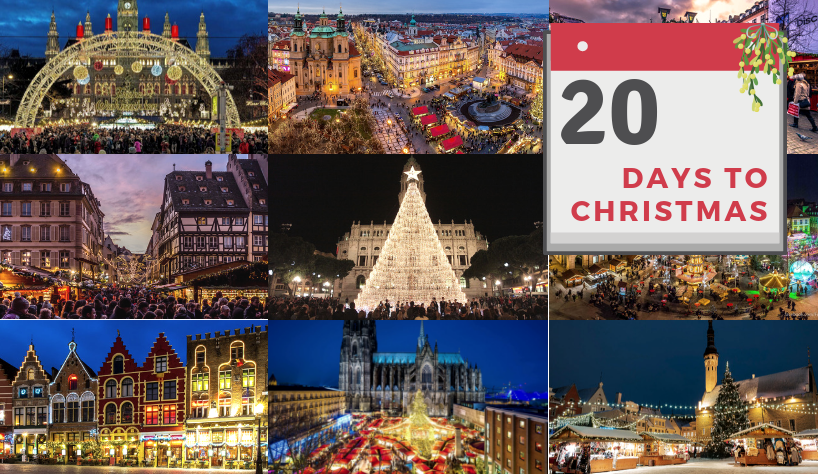 Days To Christmas 20 Days To Christmas: Top 10 Most Christmassy Cities In Europe 20 Days To Christmas Top 10 Most Christmassy Cities In Europe 11