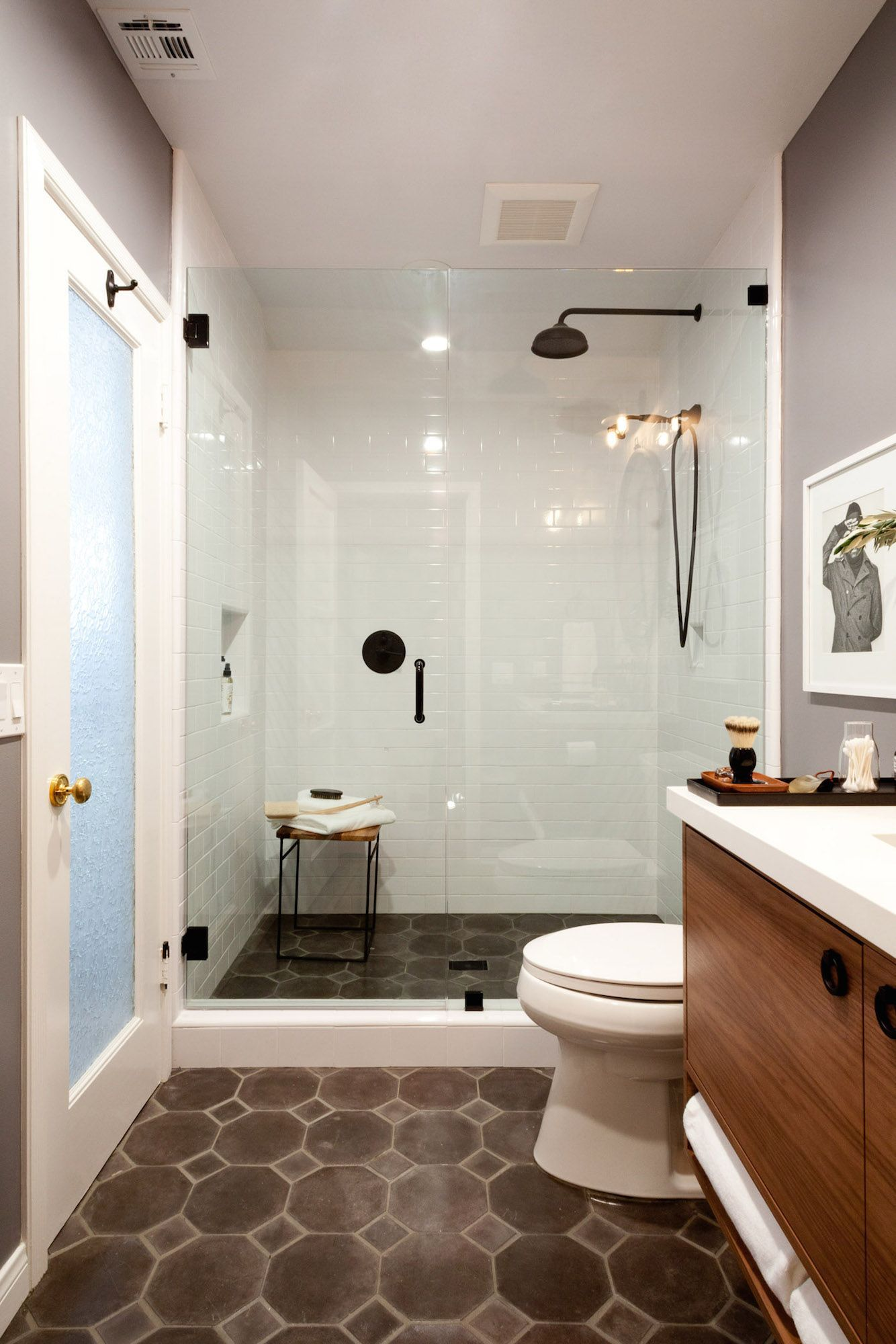 Feel Inspired By These Bathroom Tile Trends For 2019 7 Bathroom Tile Trends Feel Inspired By These Bathroom Tile Trends For 2019 Feel Inspired By These Bathroom Tile Trends For 2019 8