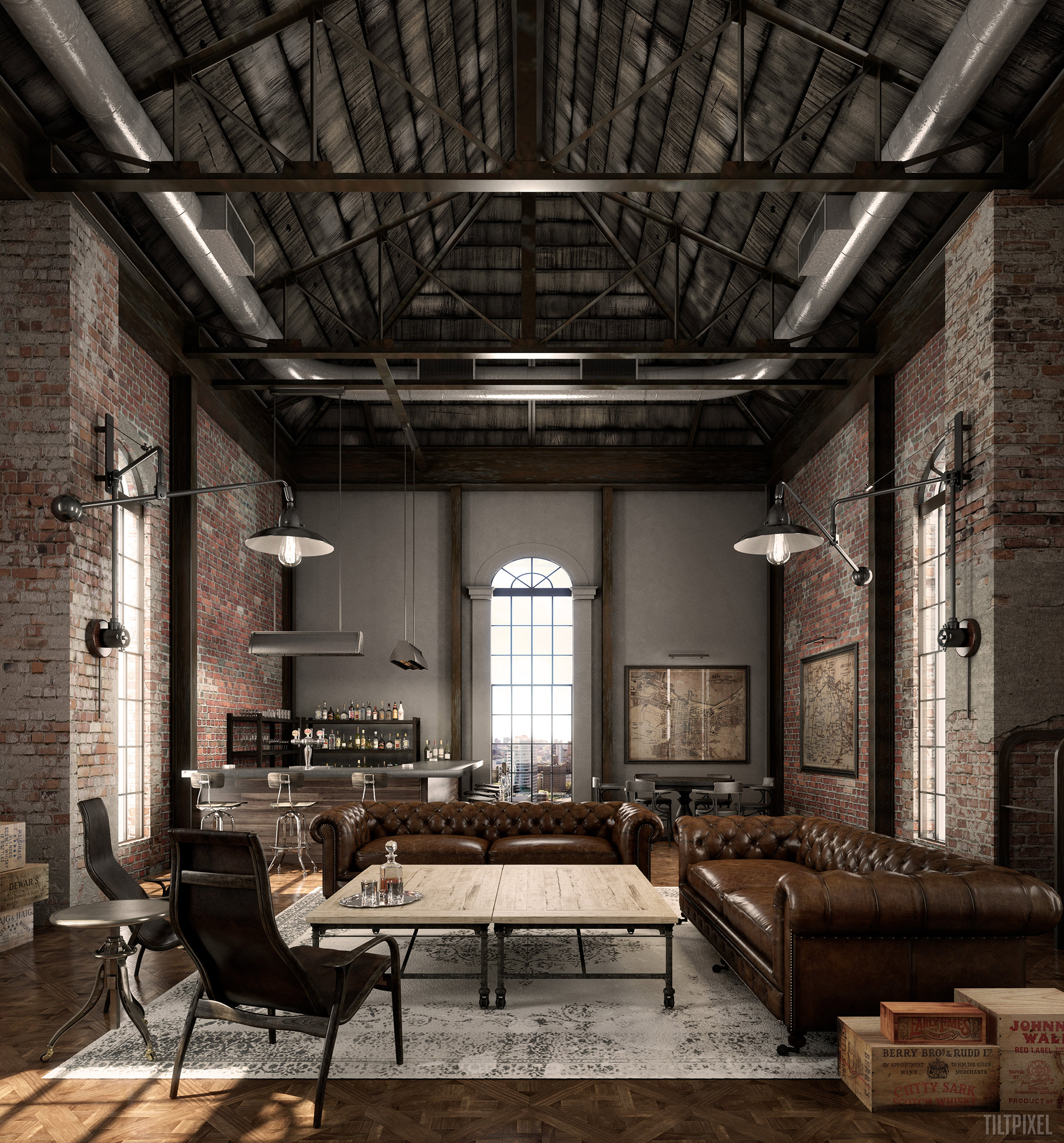 If You Have Been Dreaming About New York Industrial Lofts, We Got You 3 New York Industrial Lofts If You Have Been Dreaming About New York Industrial Lofts, We Got You! If You Have Been Dreaming About New York Industrial Lofts We Got You 3