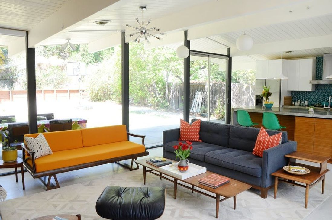 Sneak Peek Inside A Mid-Century Modern Home In Northern California 4 mid-century modern home Sneak Peek Inside A Mid-Century Modern Home In Northern California Sneak Peek Inside A Mid Century Modern Home In Northern California 5