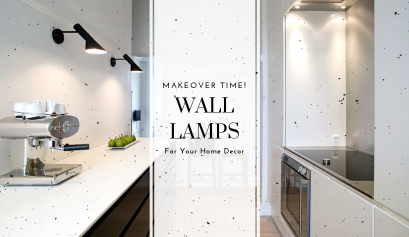 It's Time For A Home Makeover Learn How With These Wall Lamps 8