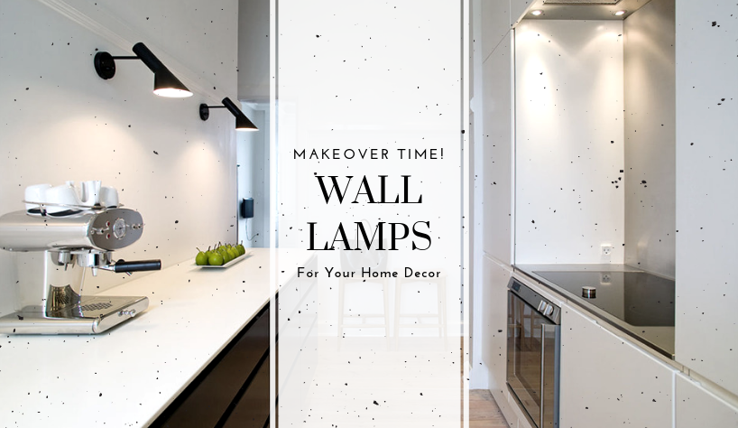 It's Time For A Home Makeover Learn How With These Wall Lamps 8 wall lamps It's Time For A Home Makeover! Learn How With These Wall Lamps! It   s Time For A Home Makeover Learn How With These Wall Lamps 8