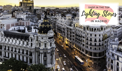 2019 Is The Travel Year, Find Here The Best Lighting Stores In Madrid 17