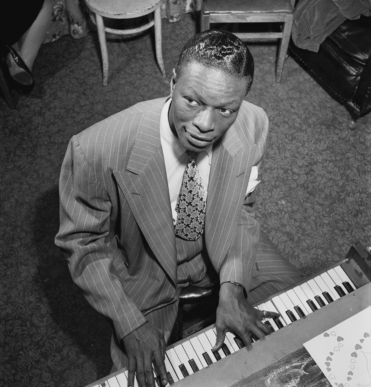 New Trends This Is The Nat King Cole Inspired Design Piece 3 New Trends New Trends: This Is The Nat King Cole Inspired Design Piece! New Trends This Is The Nat King Cole Inspired Design Piece 3