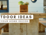With Spring Coming In Fast Motion, Here Are Some Outdoor Ideas For You 9