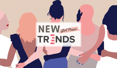 New Trends Happy International Women's Day 10 New Trends New Trends: Happy International Women's Day 🌸 New Trends Happy International Womens Day 10 409x237