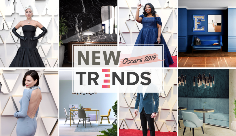 New Trends Oscars 2019 Looks Vs. Interior Design Looks 11 new trends New Trends: Oscars 2019 Looks Vs. Interior Design Looks! New Trends Oscars 2019 Looks Vs