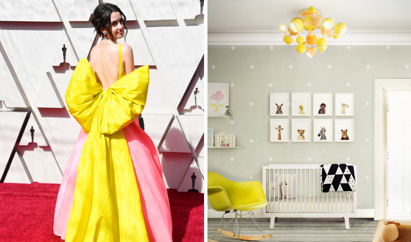 New Trends Oscars 2019 Looks Vs. Interior Design Looks 2 New Trends New Trends New Trends: Oscars 2019 Looks Vs. Interior Design Looks! New Trends Oscars 2019 Looks Vs