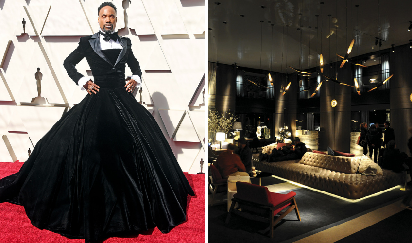 New Trends Oscars 2019 Looks Vs. Interior Design Looks New Trends New Trends New Trends: Oscars 2019 Looks Vs. Interior Design Looks! New Trends Oscars 2019 Looks Vs
