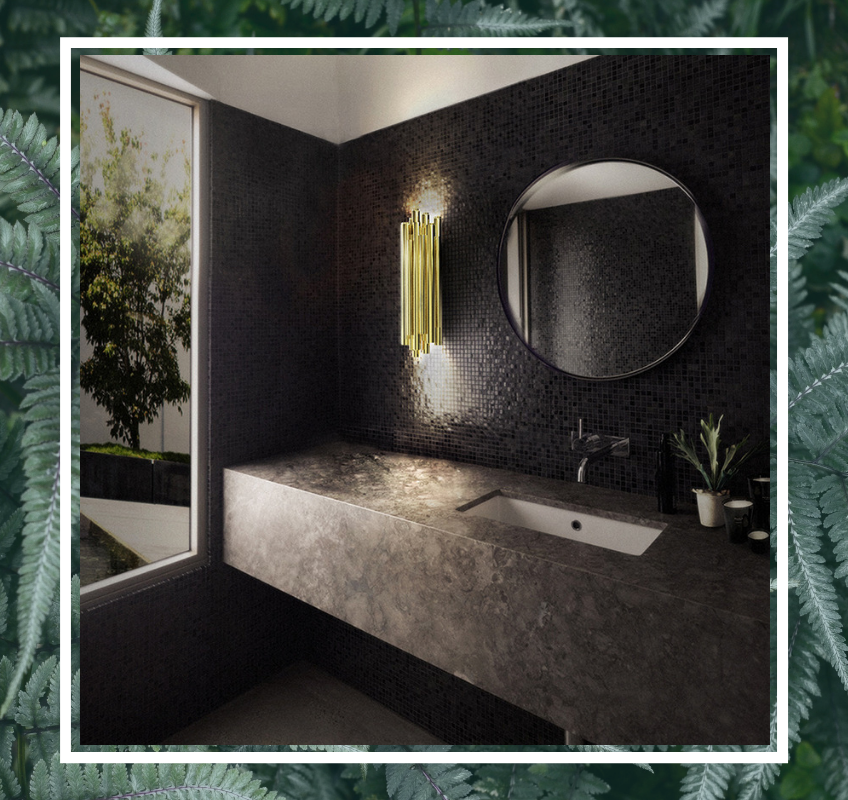 Bathroom Lighting What's In And Out Of 2019 Trends 6 bathroom lighting Bathroom Lighting: What's In For 2019 Trends Bathroom Lighting Whats In And Out Of 2019 Trends 6 1